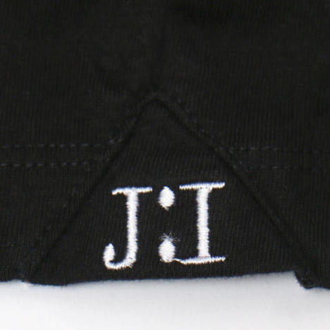 【O.K.】AJ1 TEE(手刺繍)
