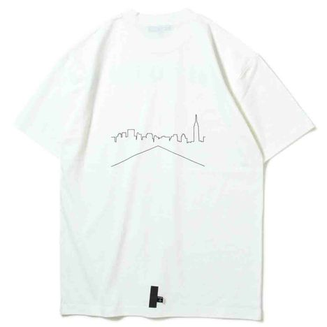 【CHARI&CO】OFF THE BEATEN PATH TEE