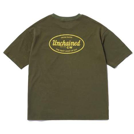 【CLUCT】BIG TEE UNCHAINED