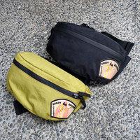 【HAOMING】×RANDY SAVAGE HIP BAG