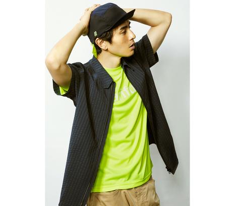 【narifuri】スーベニアドライTシャツ(2P)