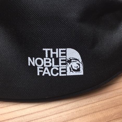 【HARLEM BLUES】THE NOBLE FACE WAIST BAG (4col)