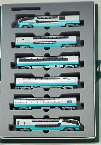 251系 スーパービュー踊り子 新塗色 6両基本セット