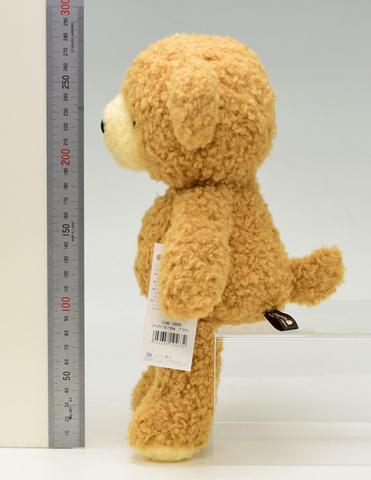 クマのフカフカMブラウン29cm(日本製)