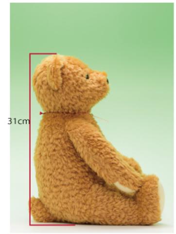 クマのエリオット・ボディLサイズ(日本製)