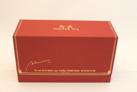 ギフト ハチミツ1瓶(サパン)とフランス伝統菓子ヌガー(10個)とボンボンミエル(18個)