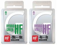 配合比率選択ワックス(100g) HF GREEN : HF VIOLET