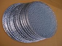 焼肉使捨網(平面)27cm40枚