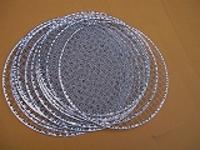 焼肉使捨網(平面)27cm10枚