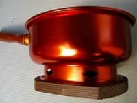 十能炭運搬器薄銅製