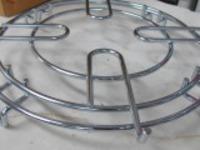 七輪用ゴトク径30cm高さ6cm