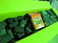オガ炭1.5kg+クヌギ1.5kg+着火材1ケセット販売
