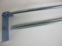 ロング火箸43cmとロング灰掻き62cmセット販売