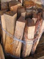 国産薪乾燥杉まき5kgx4--20kg箱入