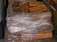 国産薪乾燥杉まき5kg×10括り--50kg