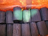 土佐木炭1級6kg箱入りフリーサイズ黒炭