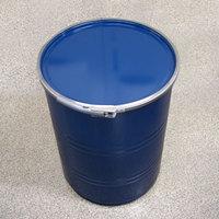 60L 鉄製オープンドラム缶(外レバーバンド)
