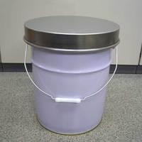 ペール缶用 ステンレス蓋(SUS304製)
