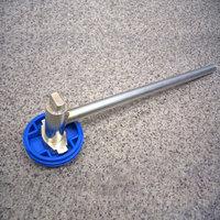 使用例 : 鉄プラグ用スパナ(ポリドラムプラグ)