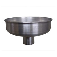 クローズドラム缶用 アルミ製簡易ロート