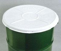 【代引不可】ポリドラムカバーA(オープンドラム缶用)真空成形/ 軟質 c22p