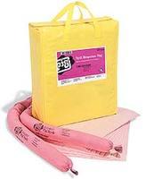 スピルリスポンスバッグ /酸・腐食性のある液体用キット  am27p