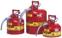 耐火セーフティ缶 4リットル(スチール製タンク)タイプ2am86p