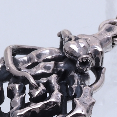 【牙狼-GARO-】渦巻きペンダント
