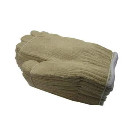 女性用アラミド軍手 再生アラミド3本編女性用軍手約640g(1ダース)耐切創性・耐熱性に優れた手袋 ケブラー手袋