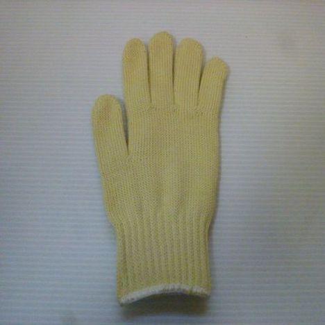 アラミド10G軍手 アラミド10ゲージ軍手(10双) 耐切創性・耐熱性に優れた手袋 ケブラー手袋