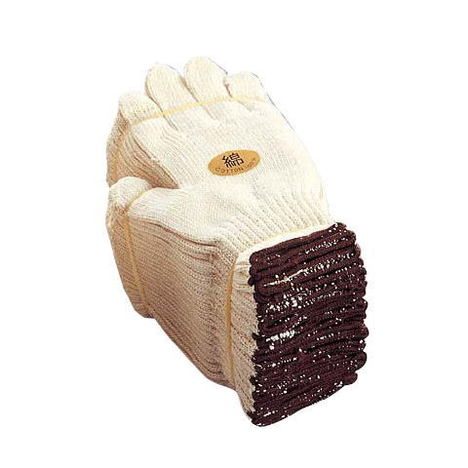 おたふく手袋 7G綿100%軍手(10ダース) 純綿軍手