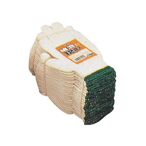 おたふく手袋 SP-154綿混軍手5本編約750g12双組(10ダース)