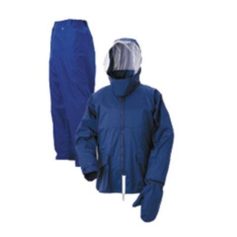 【アーヴァン】15950雨雨(S~5L)・上下セット・手カバー(防水ハンドカバー)付・降雨時の作業中に手も濡れません!【雨合羽】