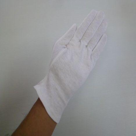 純綿スムス手袋マチ無し(100ダース) 工場や展示会、見学会やイベントなどで大量に純綿の白手袋が必要なお客様向けです!まとめ買いでお買い得!遊戯台 宝飾品検査 綿手袋 1200人分