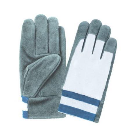 富士グローブ OIL22オイル甲メリヤス手袋(10双)・お買い得な洗える皮手袋です!