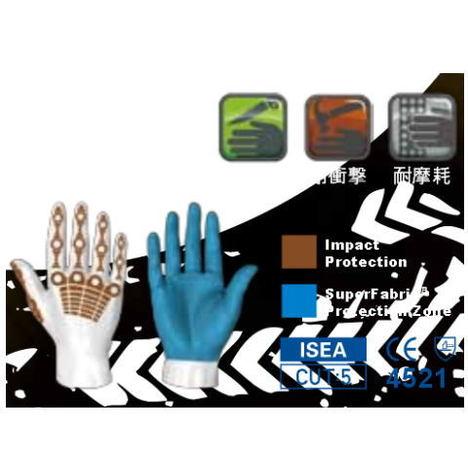 【HexArmor】4030 Chrome Oasis・耐切創・耐衝撃・耐摩耗【ヘックスアーマー手袋】