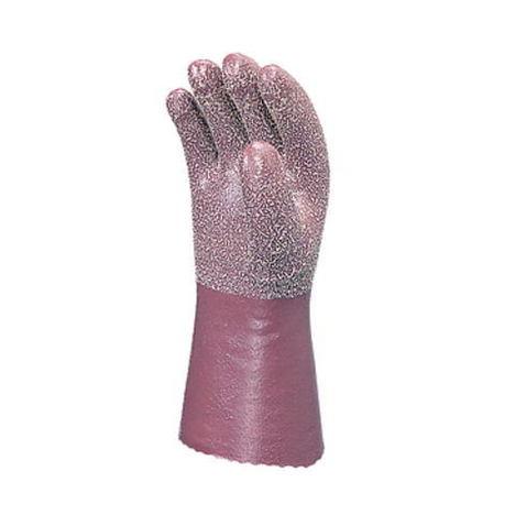 【三重化学工業】やわらかNo.10(シームレス)(10双)・ゴム手袋・しなやかな天然ゴムを使用し、手にぴったりフィット&疲れにくい。【ミエローブ】