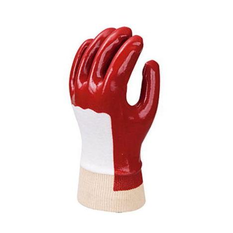 【三重化学工業】No.200-K(10双)・ビニール背抜き手袋・ジャージ付で、通気性抜群。【ミエローブ】