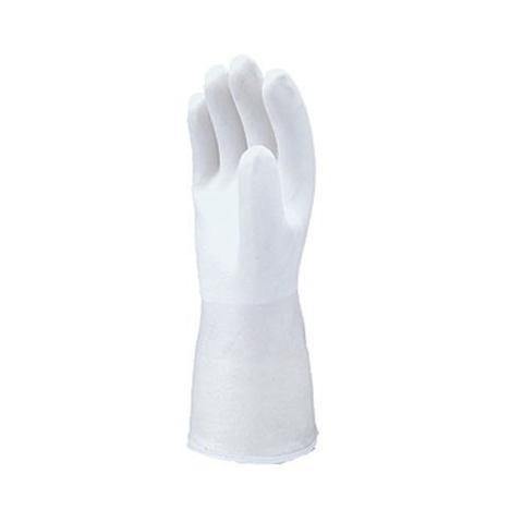 【三重化学工業】ソフトパイルミット(10双)・二重防寒ビニール手袋・インナー手袋脱着タイプ【ミエローブ】