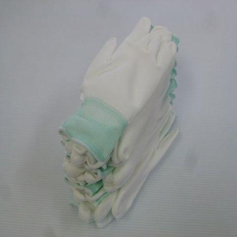 パワーテックス 1600 ポリウレタン背抜き手袋10双入60袋(600双セット) 原手ポリエステル製 機能優先 PUコーティング手袋 PUフィットパーム手袋 激安 最安値