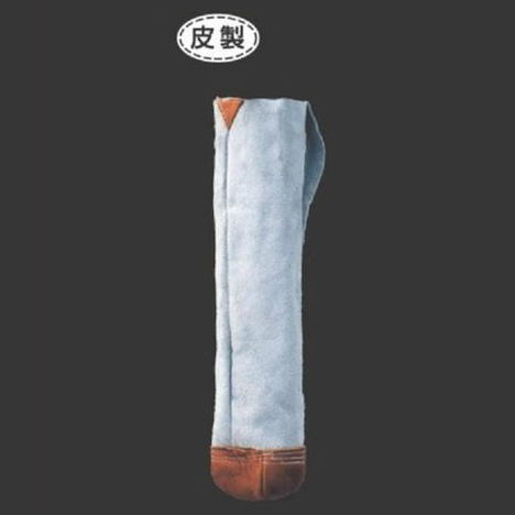 溶接棒袋(10袋セット) 溶接棒入 溶接 鉄工所 長さ30cm×横幅8cm 富士グローブ