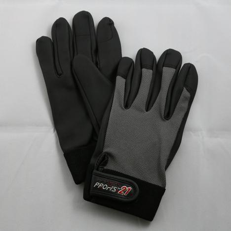 ワイドレシーバーグローブ 合成皮革手袋(10双) PF003