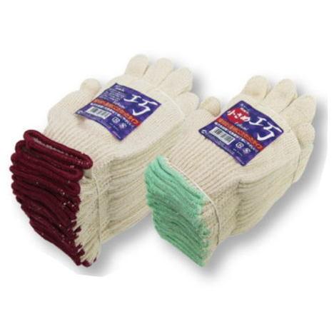 巧 軍手(40ダース) 8ゲージ純綿糸 綿100%素材の軍手です。 小さめサイズ(女性用)対応 ミタニコーポレーション