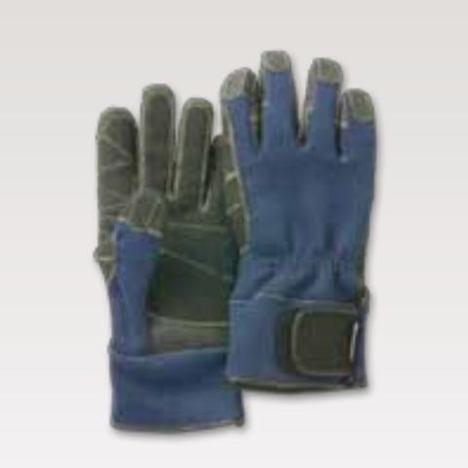 リサイクルマスターF1(1双) 切創防止手袋 軟質ケプロテック3層構造アラミド手袋