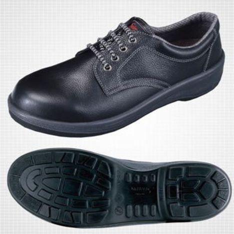 【シモン安全靴】7511【ブラック】