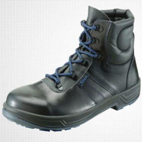 【シモン安全靴】トリセオ8522【ブラック】