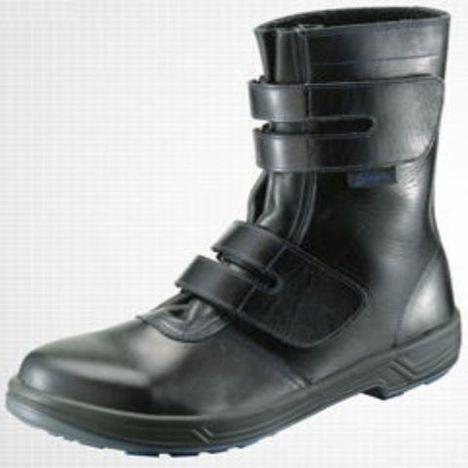 【シモン安全靴】トリセオ8538【ブラック】