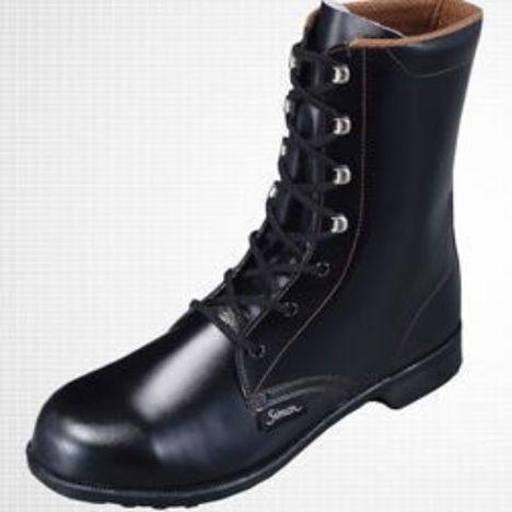 【シモン安全靴】合成ゴム底FD33【ブラック】