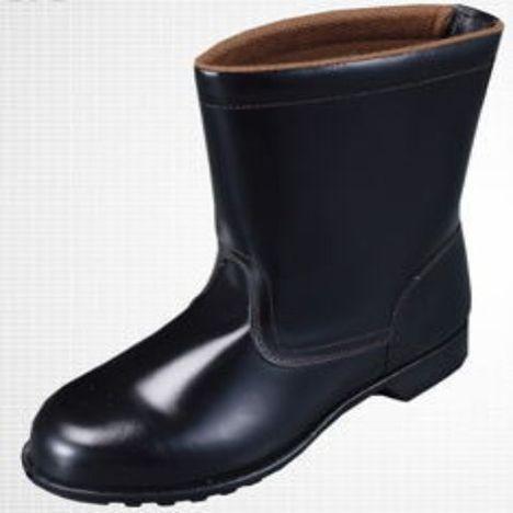 【シモン安全靴】合成ゴム底FD44【ブラック】