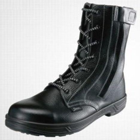 【シモン安全靴】シモンスターSS33C付【ブラック】